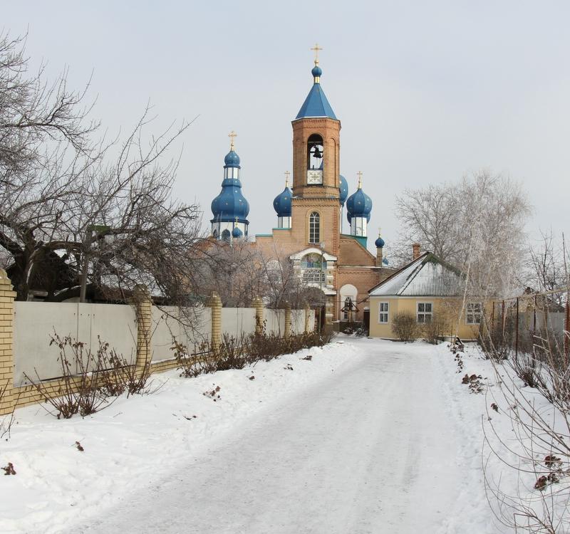 Свято-Рождество-Богородичный храм