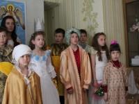 постановка на пасху в воскресной школе Кулешова