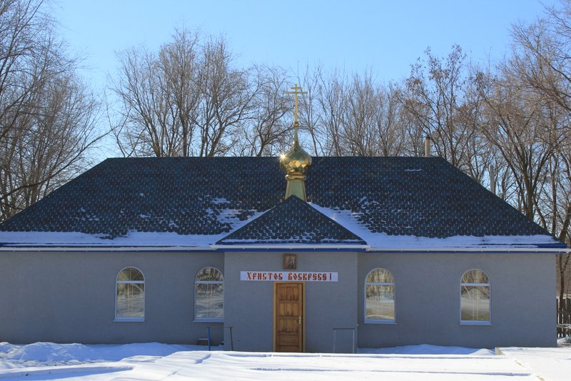 временное помещение для Богослужений